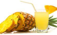 Emagreça Até 4 kg Em 15 Dias Com Suco Detox de Abacaxi Com Água de Coco: