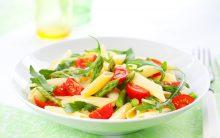 Perca Até 3 kg Em 7 dias Com a Salada de Massa Com Tomates e Rúcula: