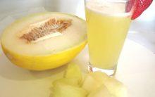 Suco Detox de Melão Para Perder Até 4 kg de Gordura Em 30 Dias: