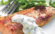 Receita de Pescada Em Molho Verde Para a Saúde: