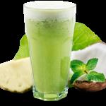 Suco Detox Com Água de Coco Para Perder Até 5 kg Em 15 Dias: