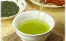 Chá Verde Com Gengibre e Abacaxi Para Define o Abdomem