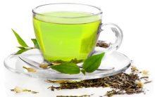 Receita de Chá Verde