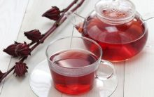 Chá de Hibisco Para Eliminar a Gordura da Barriga e Quadril