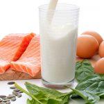 Os 10 Alimentos Rico Em proteínas Para  Ganho de a Massa muscular: