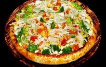Receita Fitness de Crepioca e Pizza: