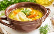 Receita de Sopa de Frango Para Emagrecer: