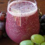 Suco para reduzir o colesterol