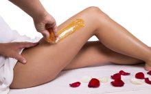 Como fazer cera caseira para depilação