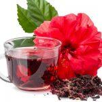 Chá de Hibisco Emagrece 8 Quilos Em 1 Mês