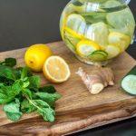 As 13 Dicas de Água de Limão Com Gengibre e Pepino Reduz Peso e Barriga Em 7 dias