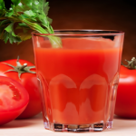 Suco Detox de Tomate Para Perder Gordura da Barriga