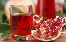 Chá de Cascas de Romã Para Acabar Com dor de Garganta