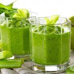 Suco Verde Para Desincha a Barriga