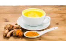 Chá de Curcuma Para Controlar Peso Que Você Deseja