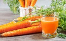 Xarope de Cenoura Contra o Resfriado, Tosse e Gripe