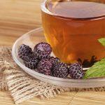 Chá da Folhas de Amora Para Reduzir Colesterol Ruim
