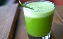 Suco Verde Pré Treino Para Tomar 10 Minutos Antes do Treino