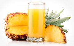 Suco Detox Com Abacaxi e Cenoura Para Emagrecer