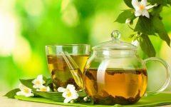 Chá Para Aliviar a dor de Barriga