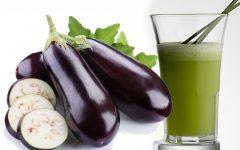 Suco Detox Com Berinjela e Laranja Para Perder Gordura