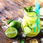 Água Detox Para Queimar a Gordura da Barriga