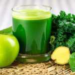Suco Verde Detox Para Perder Peso, Queimar a Gordura Abdominal Localizada e Secar a Barriga Rapidamente