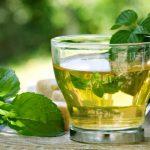 Chá Verde Para dor de Estomago