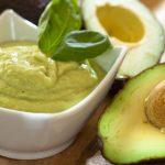 Receita Light de Mousse de Abacate Com Iogurte