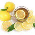 Benefícios do Chá de Casca de Limão