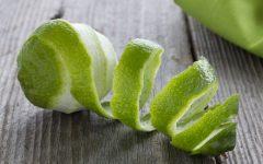 Como Perder Peso Com Casca do Limão