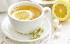 Chá de Casca de Limão Para a Saúde