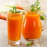 Suco Para Desintoxicar e Acalmar