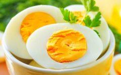 Emagrecer 11 kg de Gordura Abdominal Em 25 Dias Com a Dieta do Ovo
