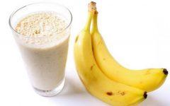 Os 08 Benefícios da Vitamina de Banana Para Saúde
