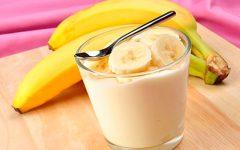 Vitamina de Banana Para Engordar