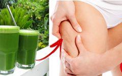 Suco Detox que Ajuda a Eliminar a Celulite e a Retenção de Líquidos