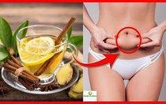 Receitas Caseiras Para Eliminar a Gordura da Barriga em Apenas 10 Dias!