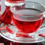 Dieta → Chá de hibisco elimina até 4 quilos em 15 dias