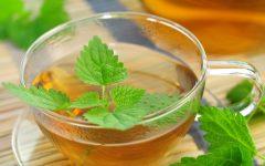 Chá → Para Emagrecedor