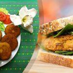 Receita Vegana Rica em Proteínas: Hambúrguer de Grão de Bico