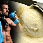 Receita de Sorvete de Proteína Para Ganhar Massa Muscular