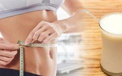 Misture para reduzir o inchaço da barriga