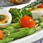 Dieta com Um plano de refeição com baixo teor de carboidratos